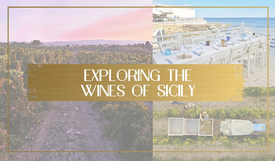 Wines of Sicily main