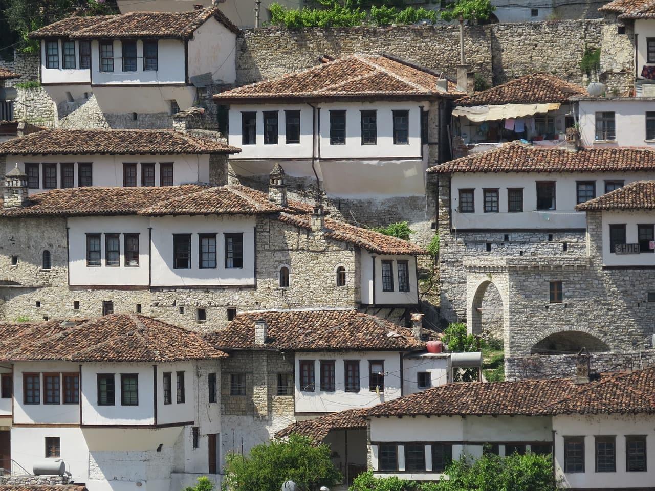 Albania's pretty Berat
