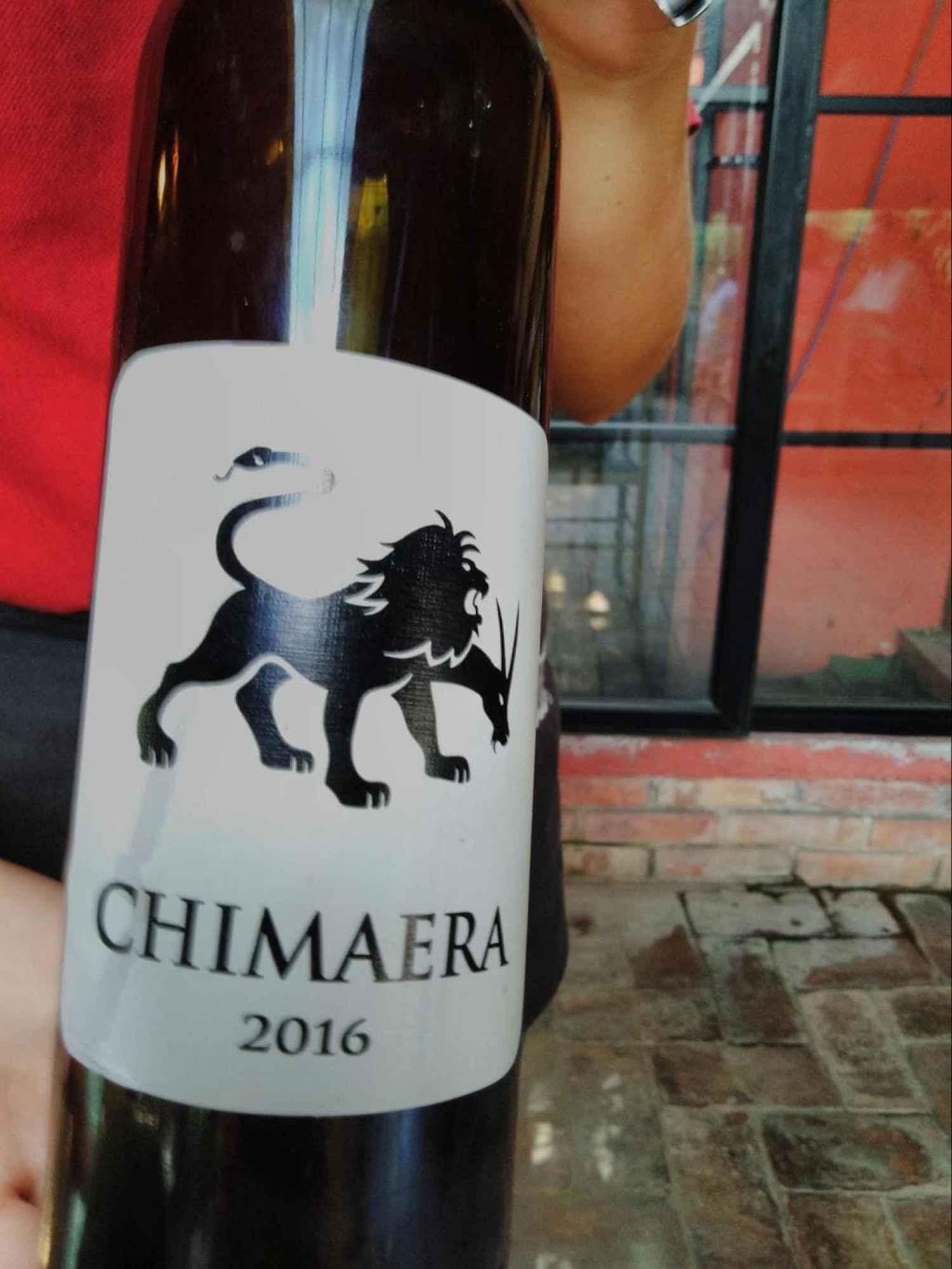 Chimaera wine from Uka