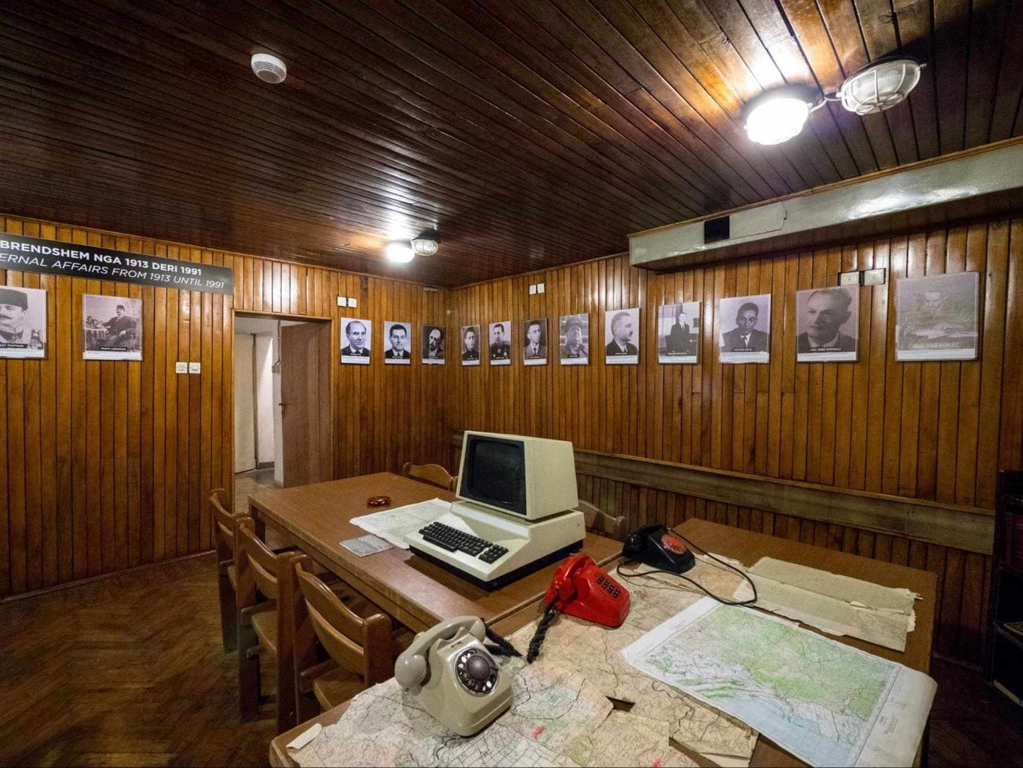 Command Office in Bunk'Art 2