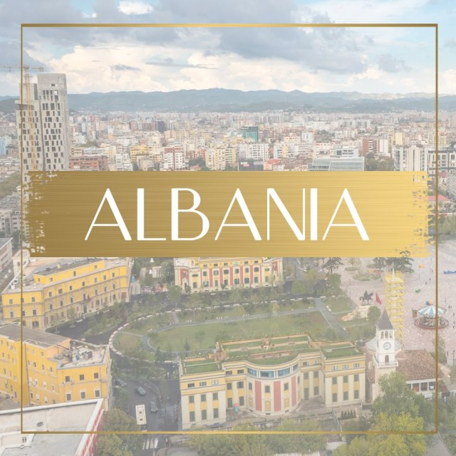 Destination Albania feature