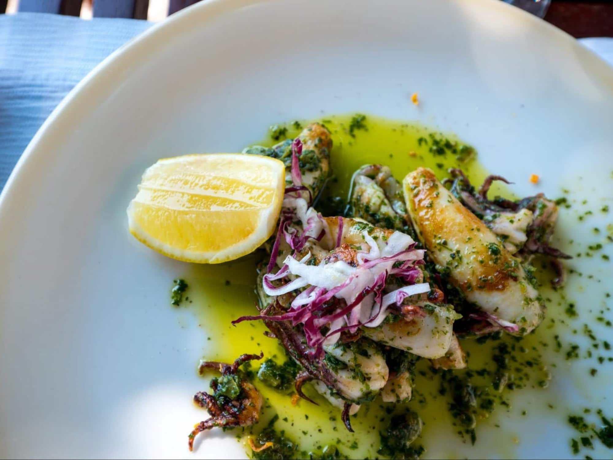 Salads at Loggia 01