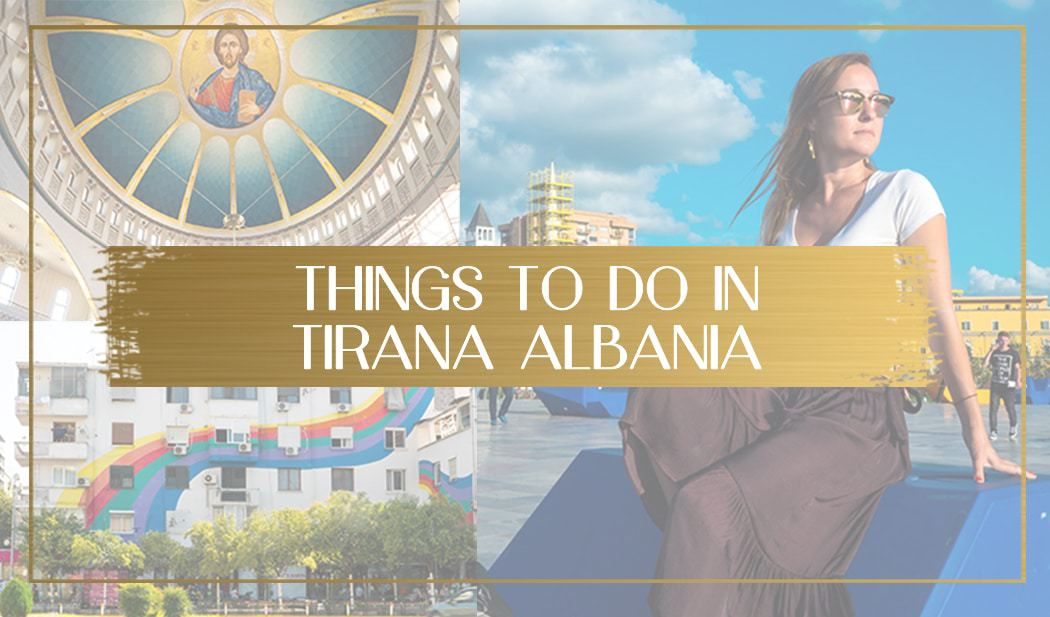 Things to do in Tirana main