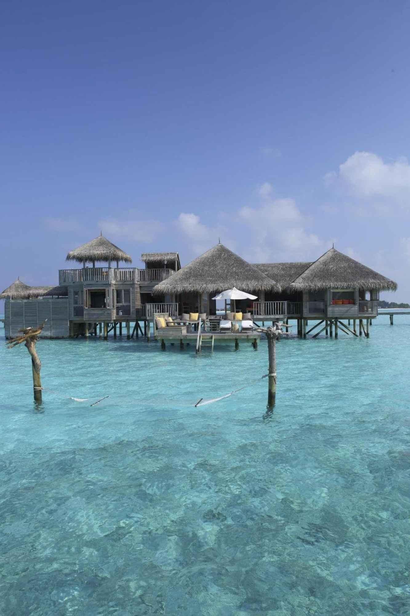 Gili Lankanfushi Lagoon Residence - Courtesy of Gili Lankanfushi