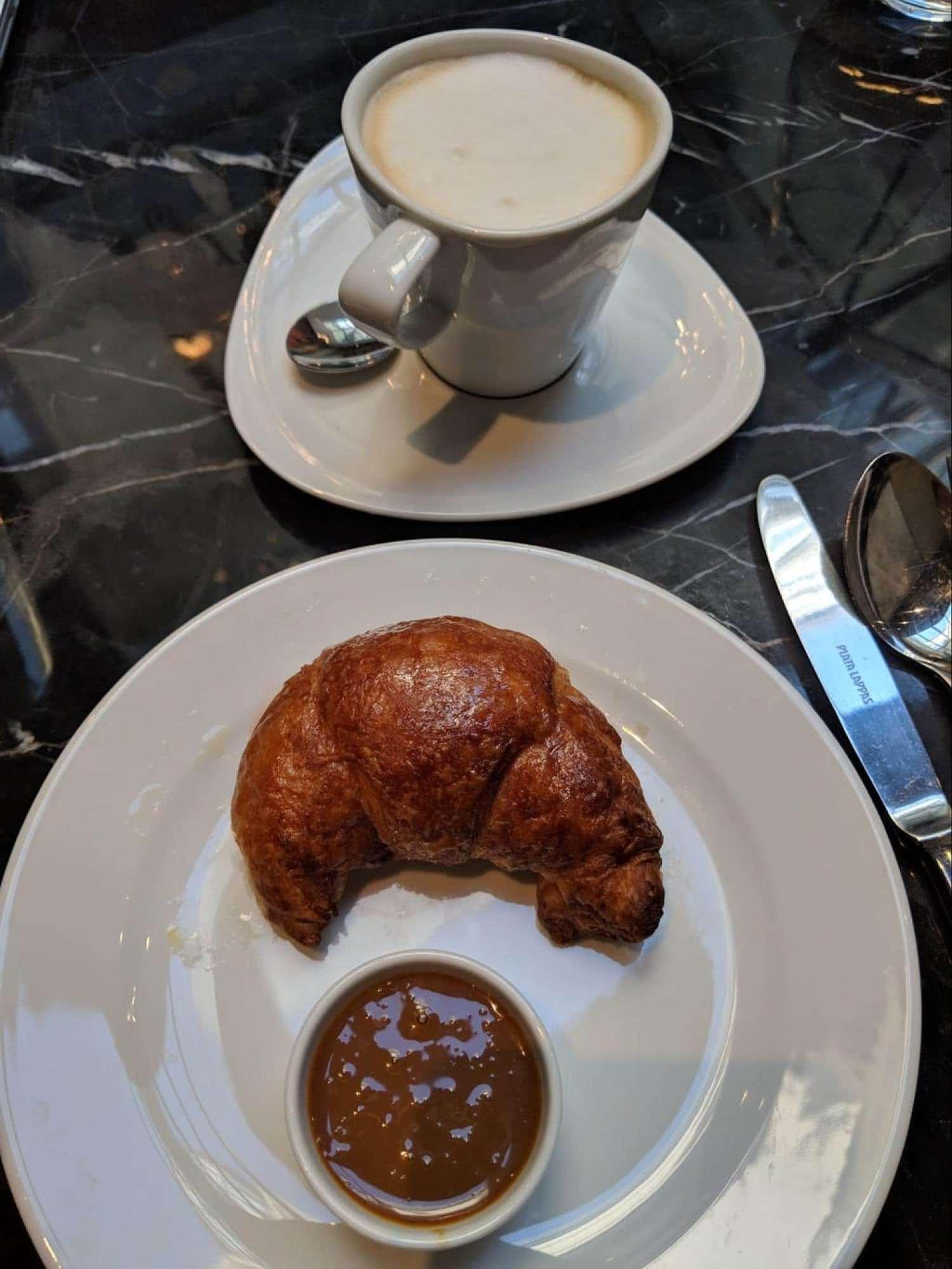 Argentinian breakfast
