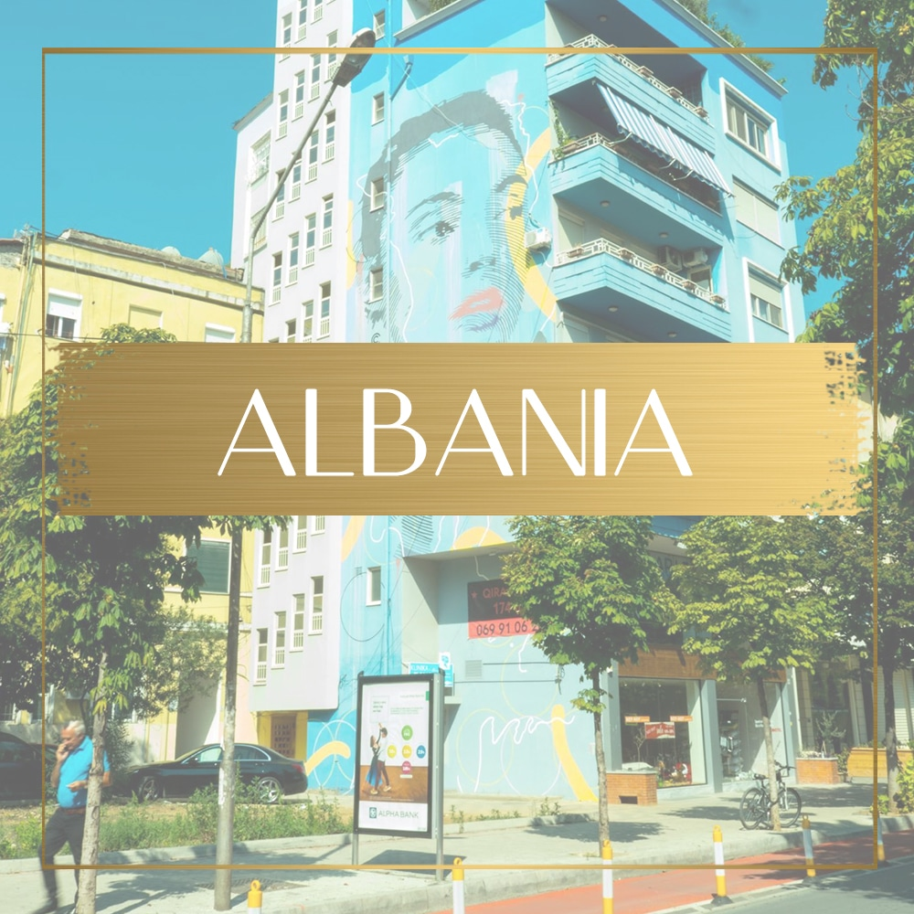 Destination Albania feature