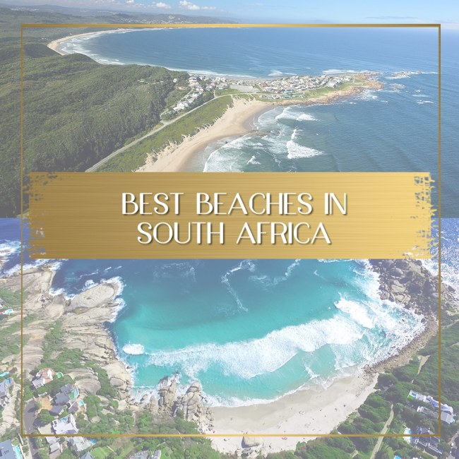 Best Beaches in South Africa feature