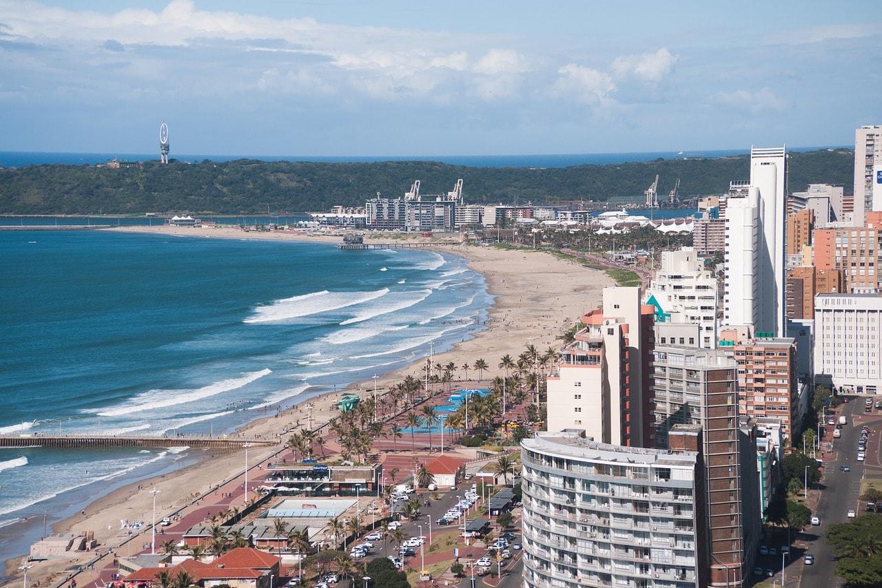Durban's beaches