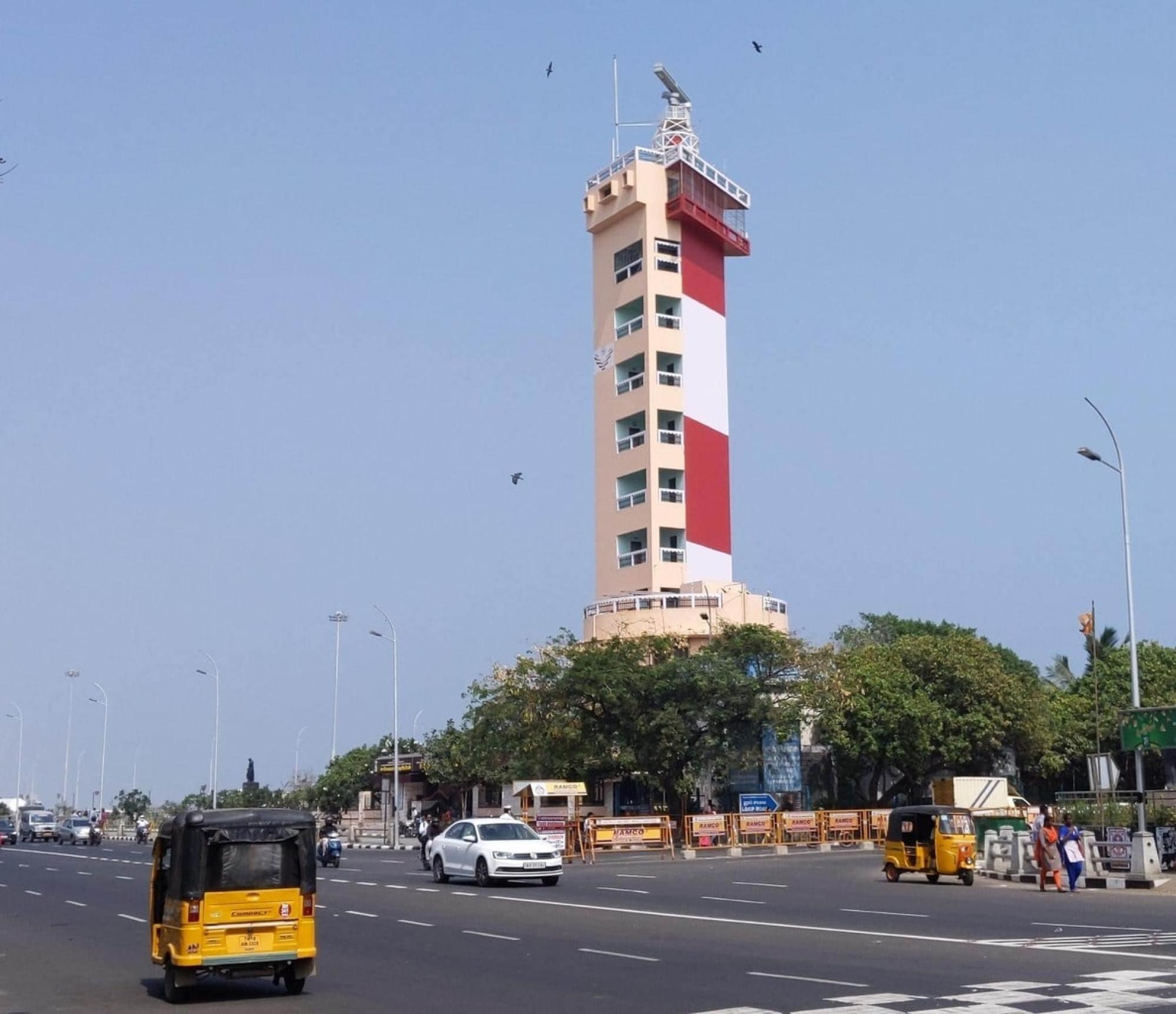 Marina Lighthouse