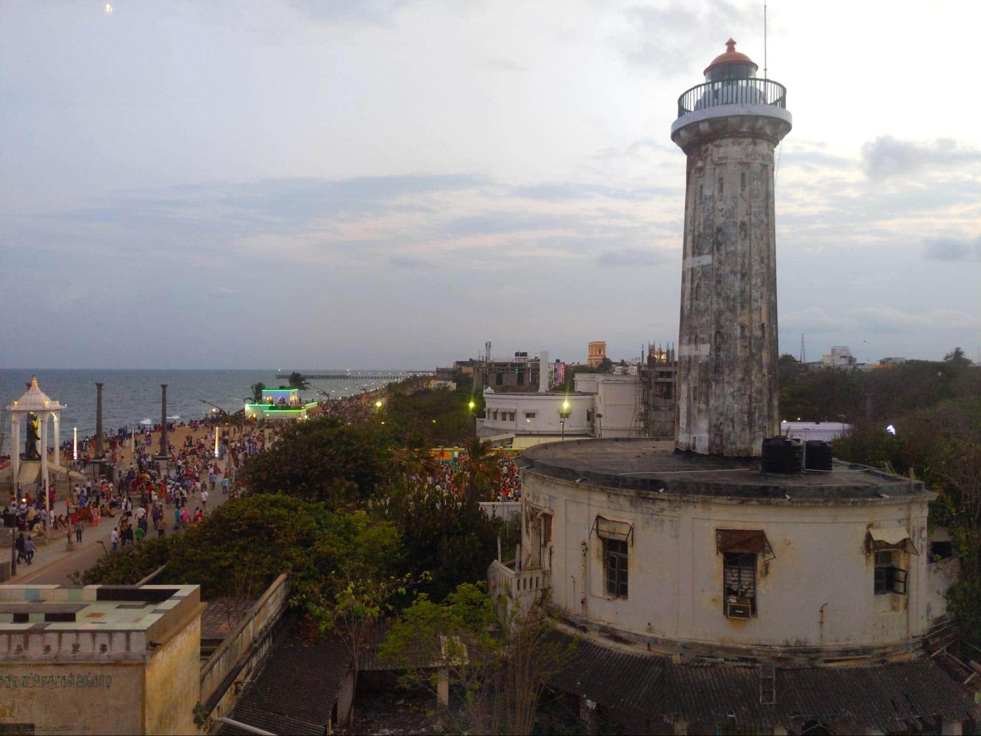 Old Lighthouse of Pondicherry