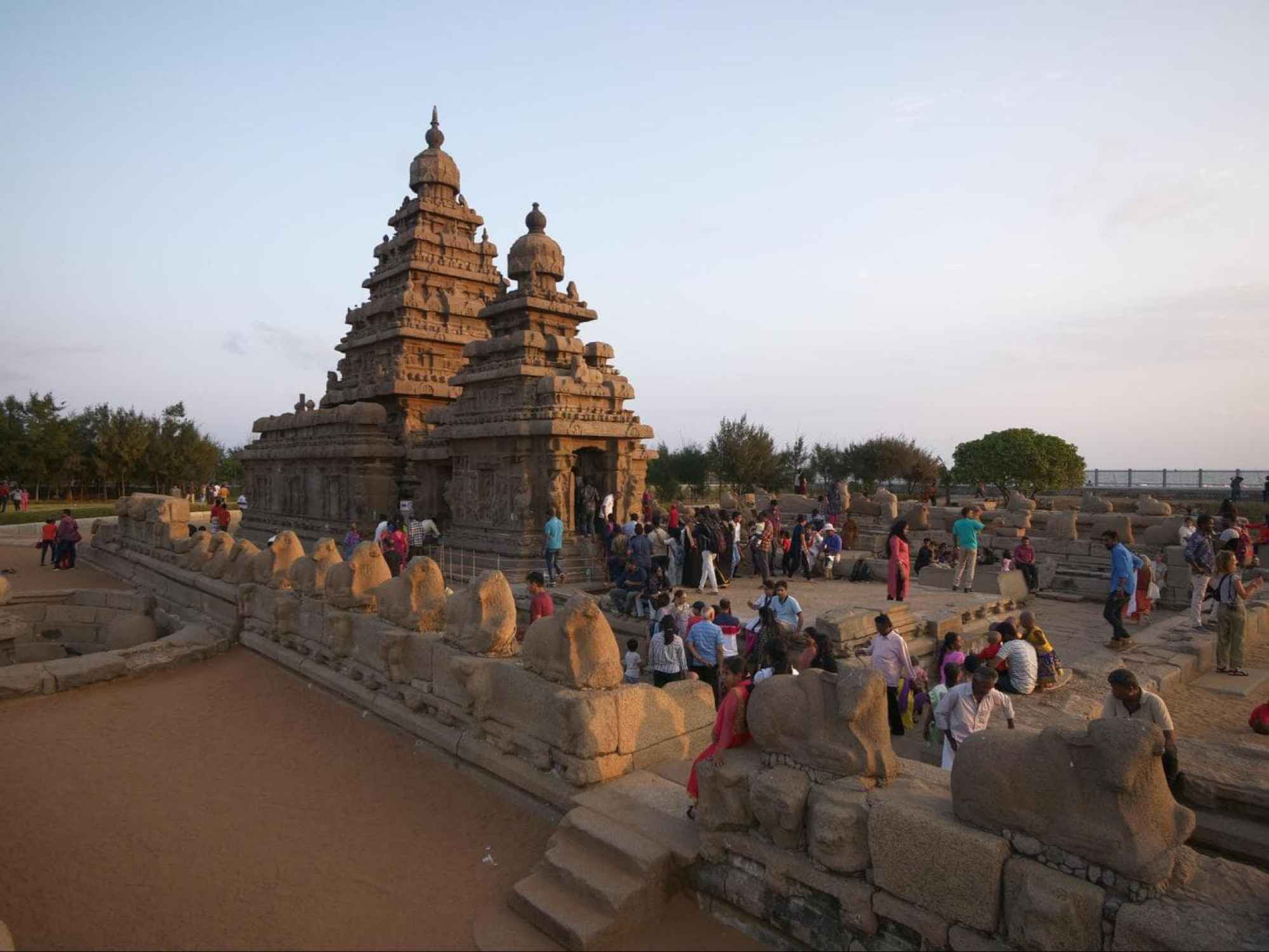 Shore Temple relic