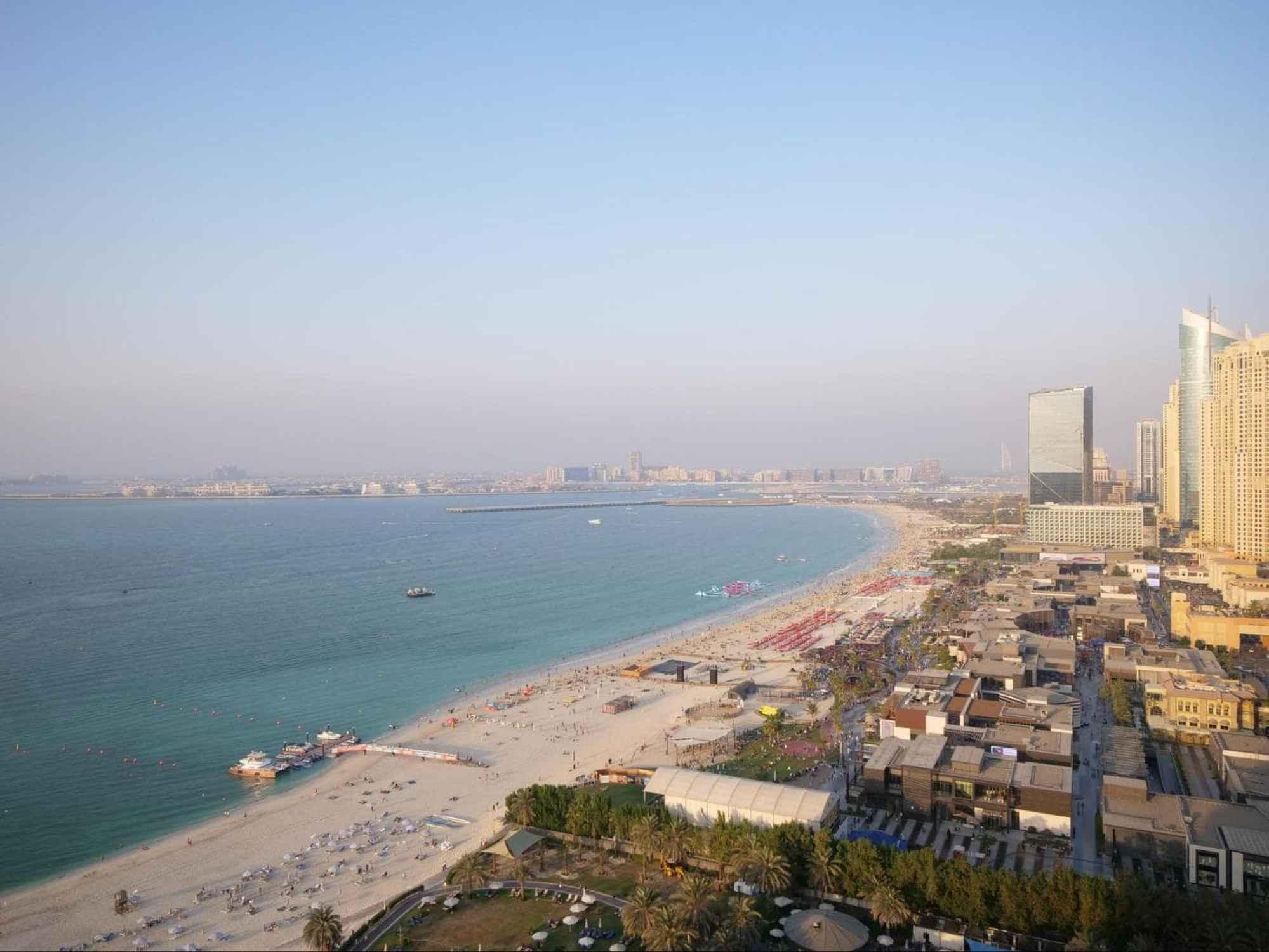The Walk at Jumeirah Beach