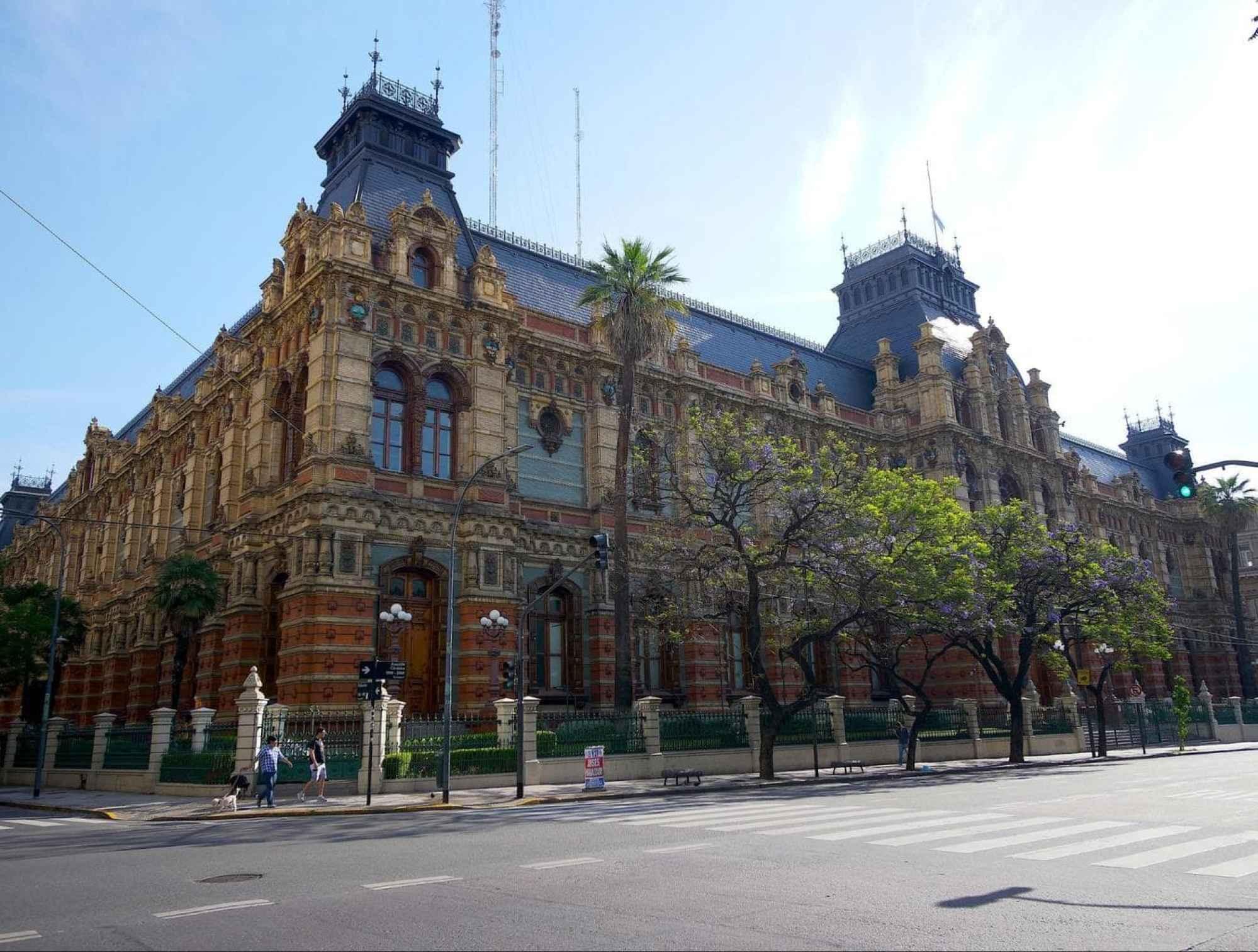 Casa de Aguas Corrientes
