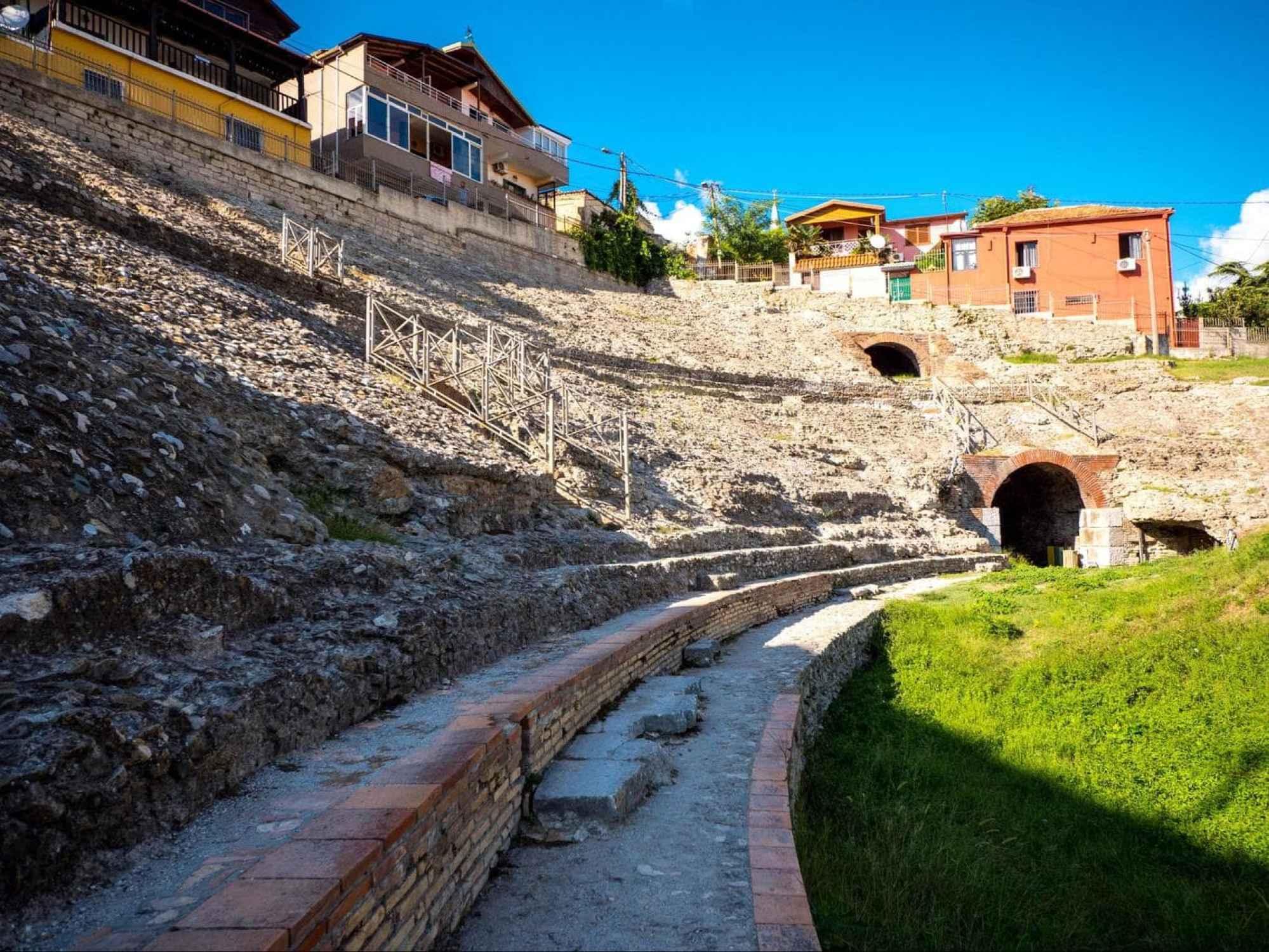 Durres Roman amphitheatre