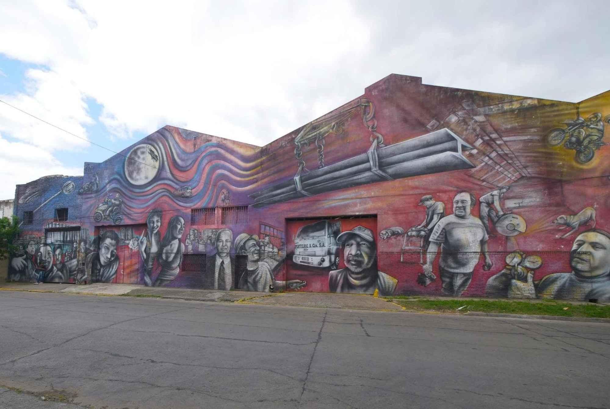 El retorno de Quinquela mural