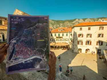 Map of Kotor