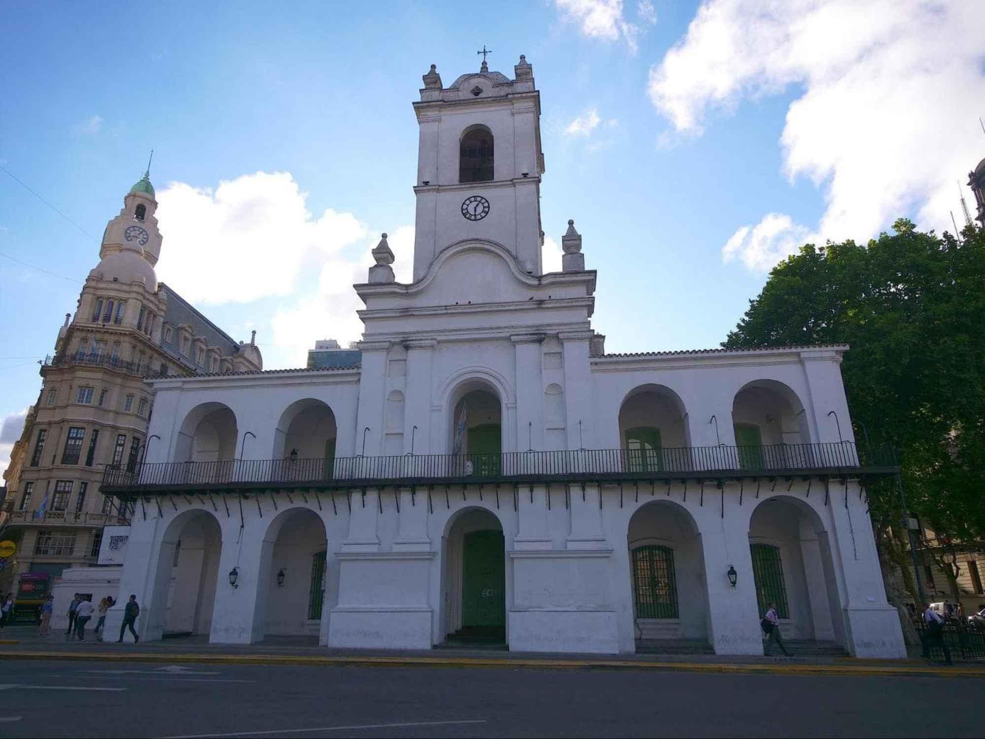 Museo Histórico Nacional del Cabildo de Buenos Aires y de la Revolución de Mayo
