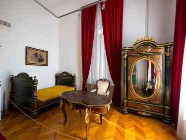 Palace of King Nikola interior