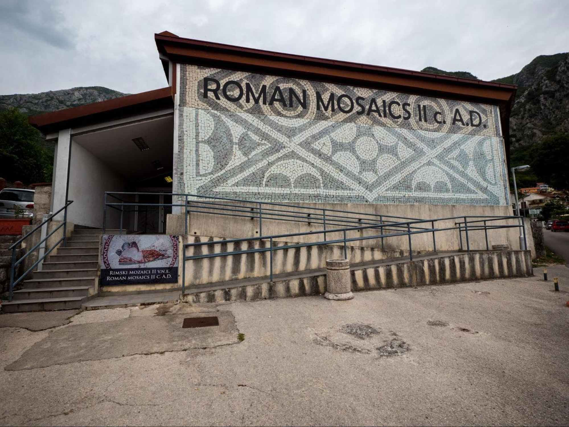 Roman villa of Risan
