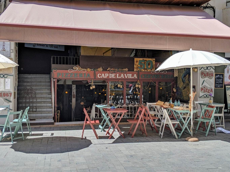 """""""Pizzeria Cap de la Vila"""""""