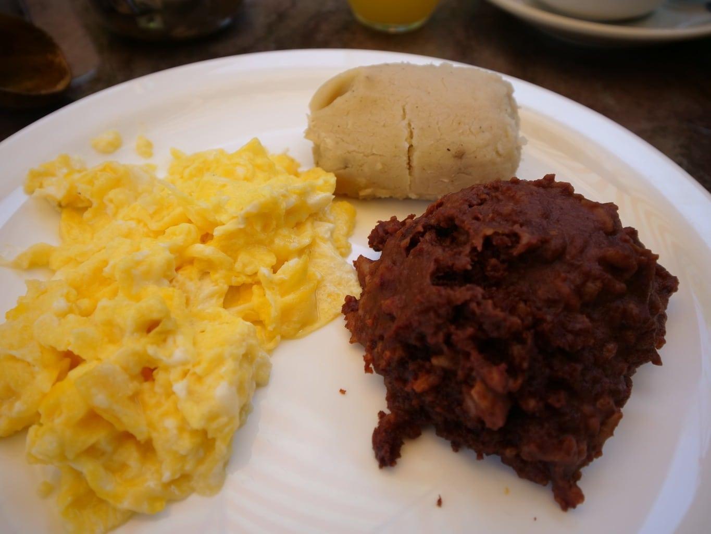 """""""Desayuno tipico Salvadoreno'"""