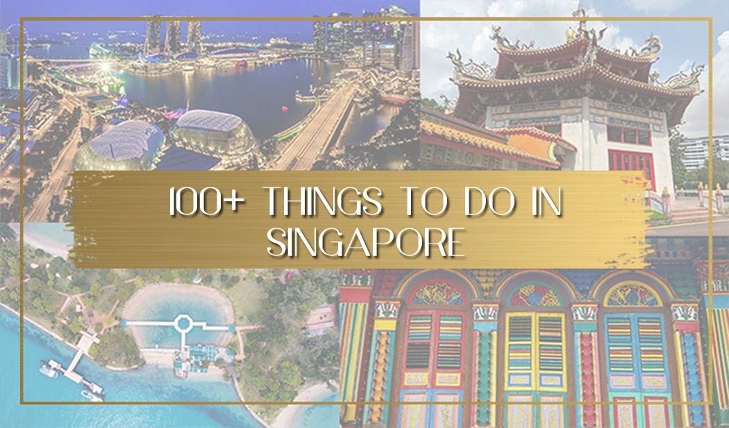 Things to do in Singapore main