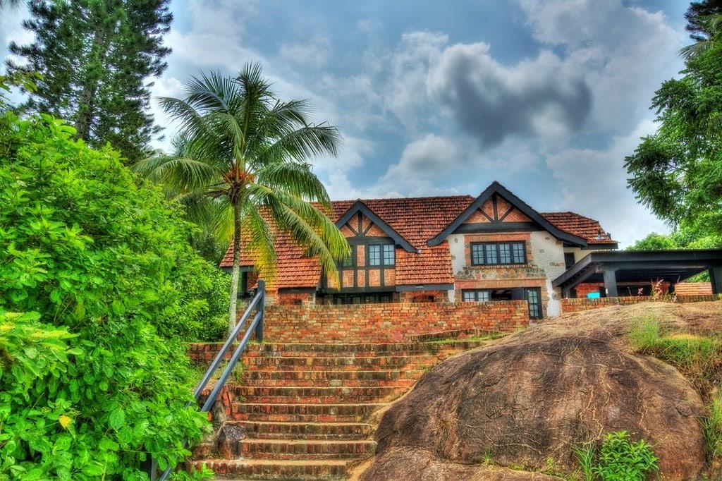 House no 1 on Pulau Ubin