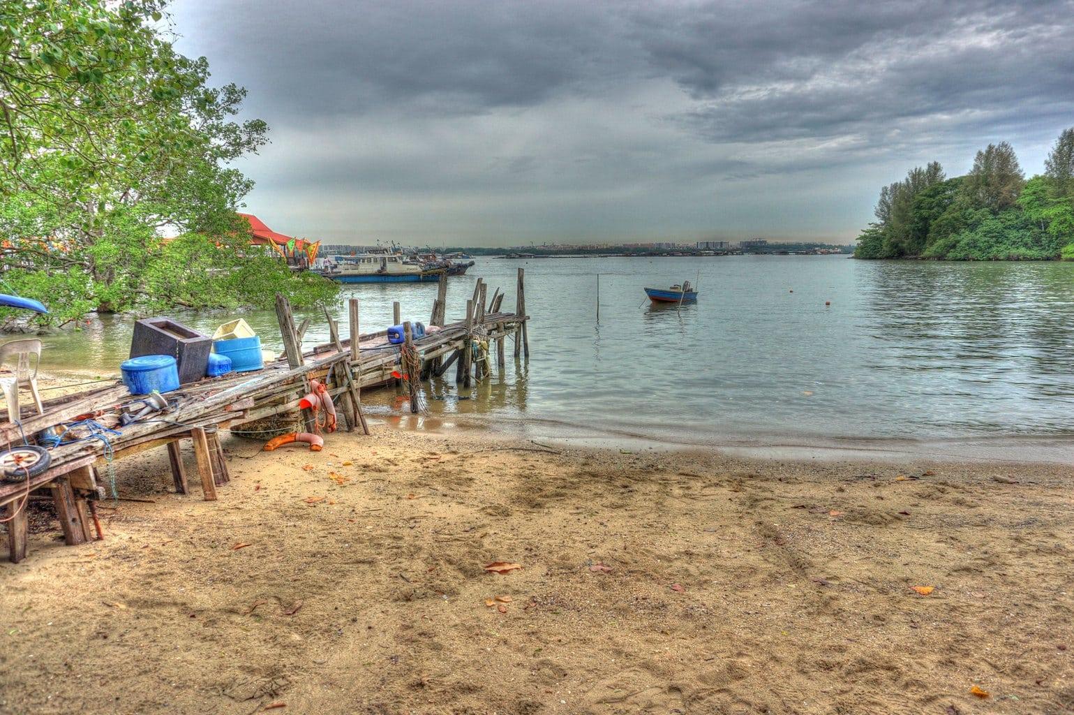 Pulau Ubin views
