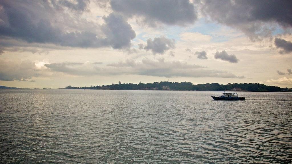 Travel to Pulau Ubin