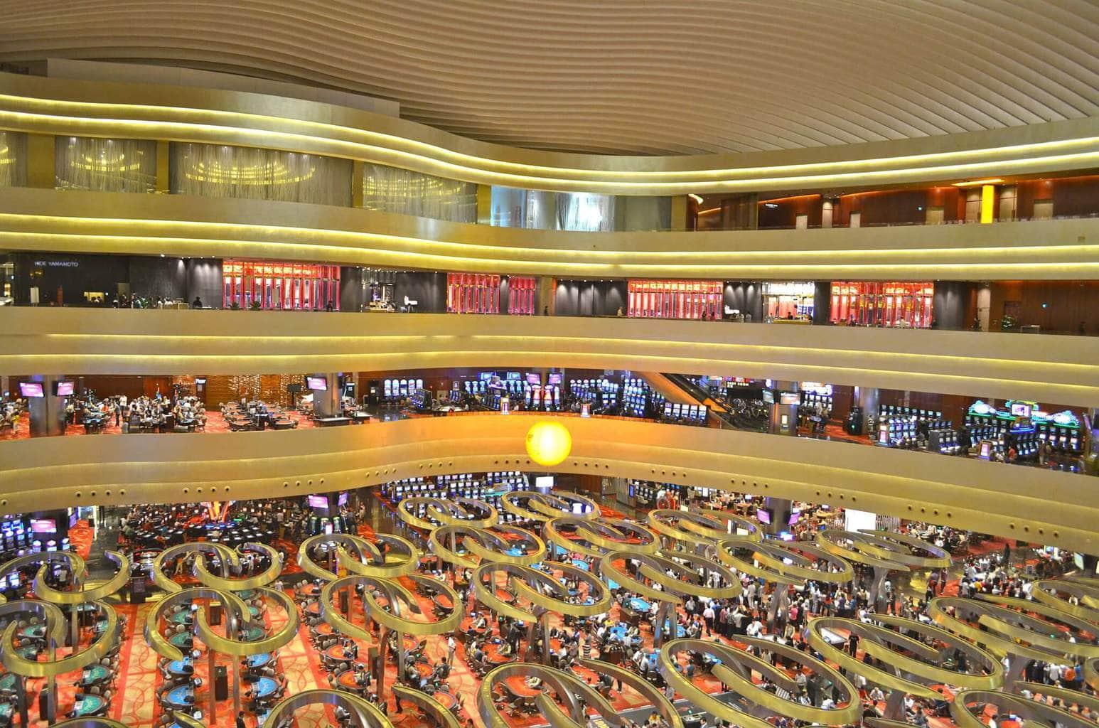 Marina Bay Sands Casino