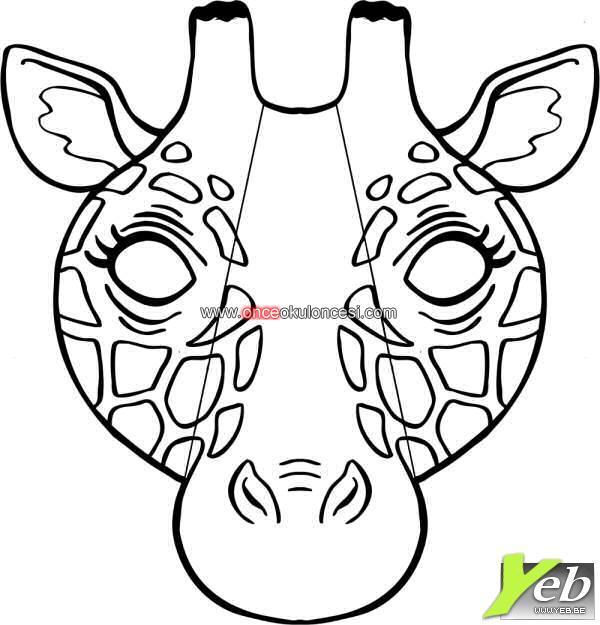 hayvan maskeleri