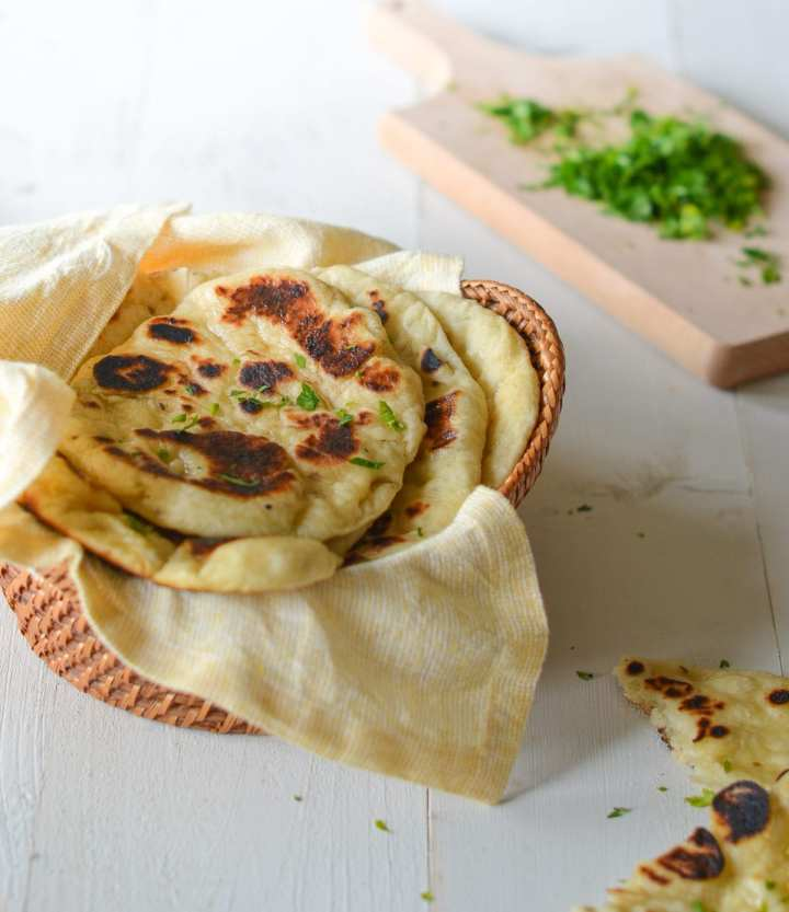 Image result for NAAN BREAD