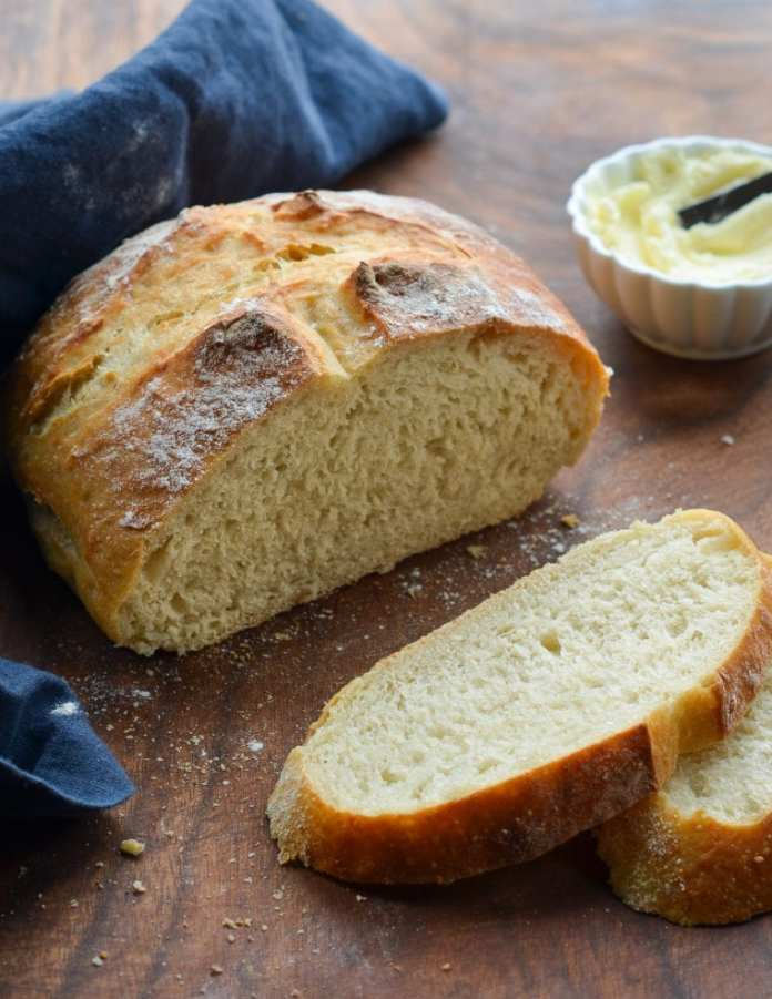 Crusty Artisan Bread Once Upon A Chef