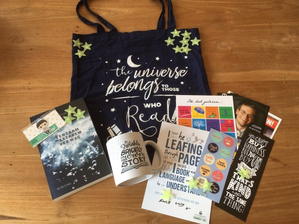 Celebrate Books Box - Reaching for the Stars