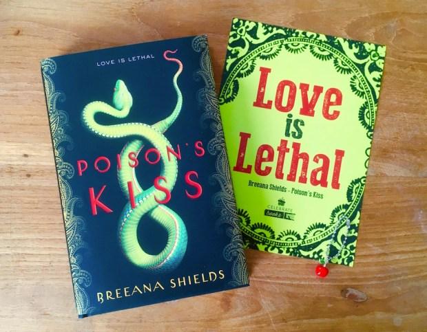 Posion's Kiss - Breeana Shields