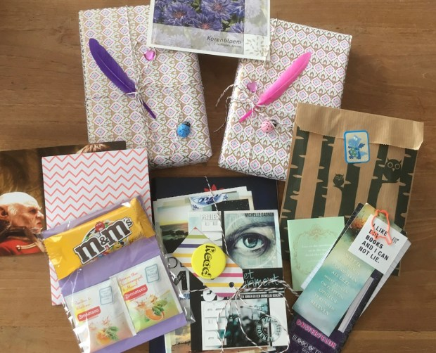 Bookish Summer Swap