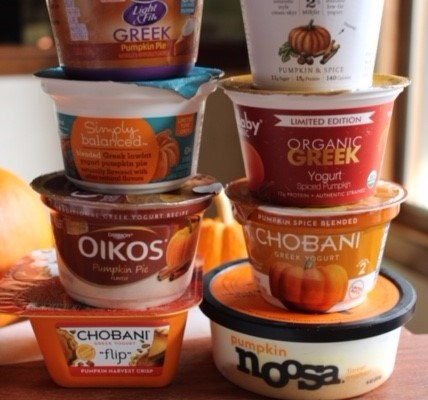 I Tried All The Pumpkin Yogurts I Could Find And Here's What You Need To Know