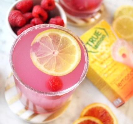 Summer Hydration with True Lemon