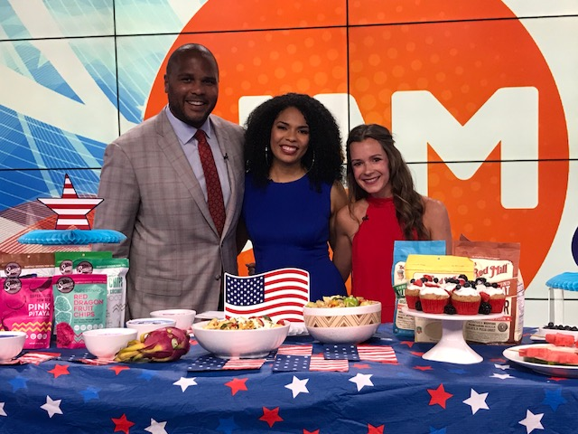 Festive & Nutritious Eats for July 4th