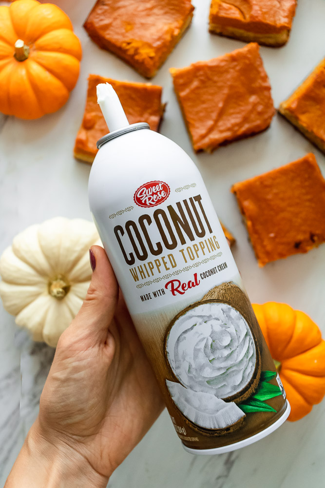 coconut whipped topping from trader joes