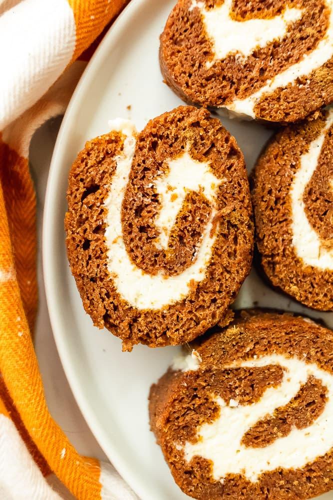 best pumpkin roll