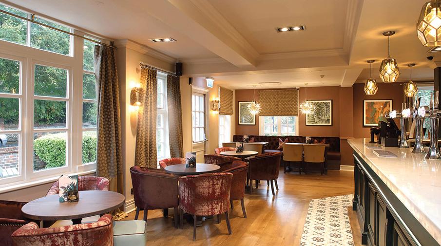 The Spring Tavern, Epsom