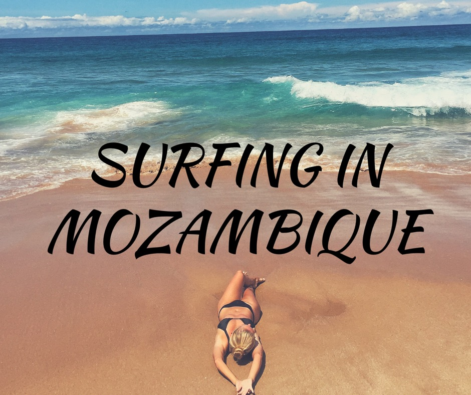 Learning To Surf in Mozambique