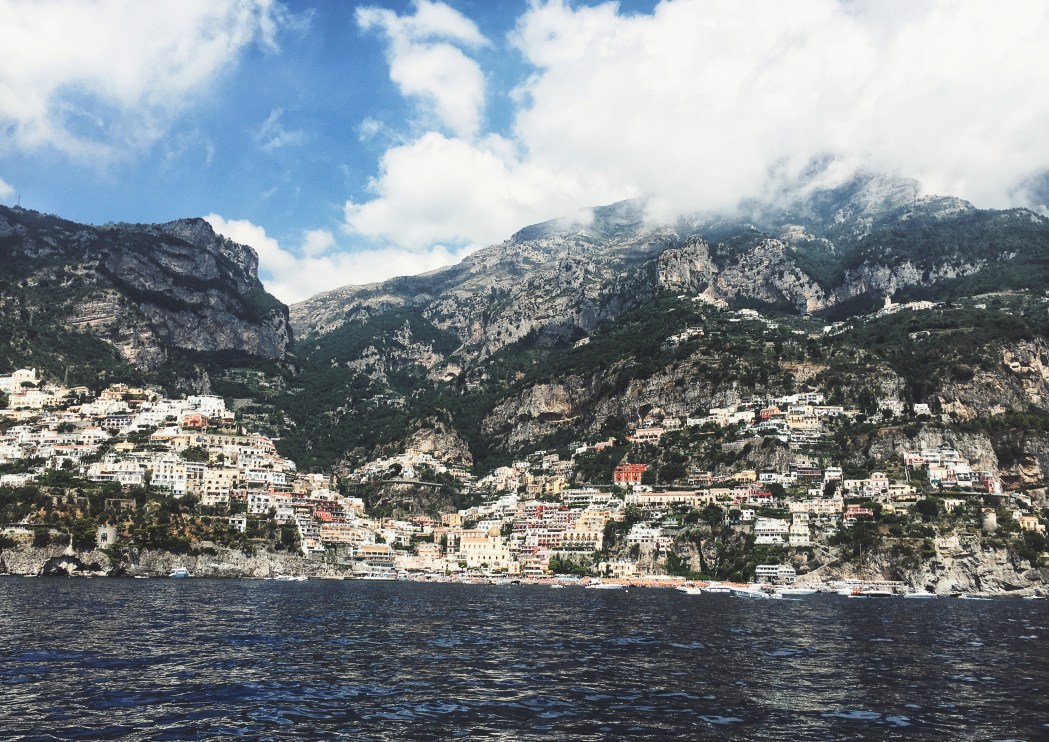 Costiera Amalfitana Positano Amalfi Once Upon a Time Travel Trip