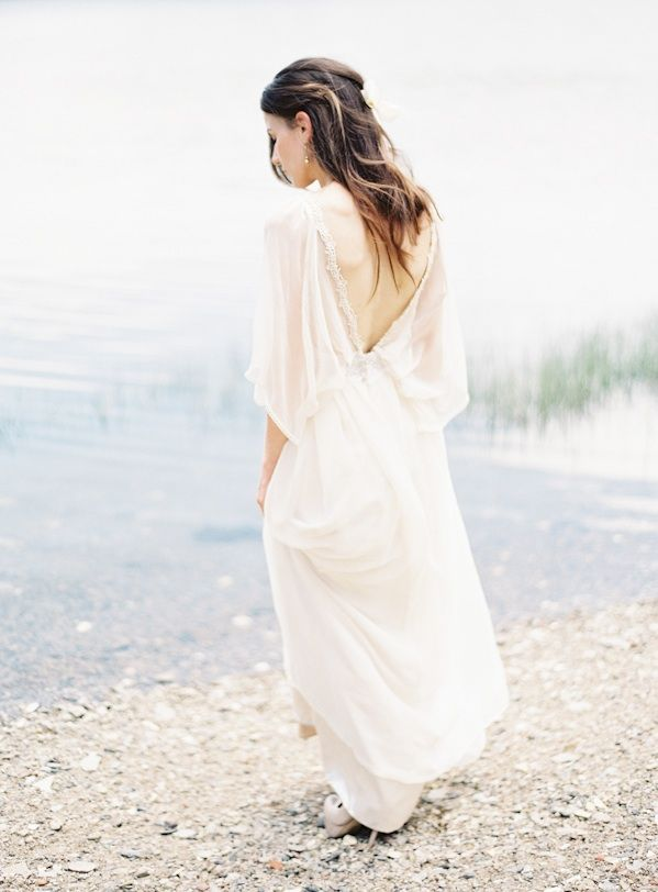 Natural East Coast Maine Wedding  Once Wed