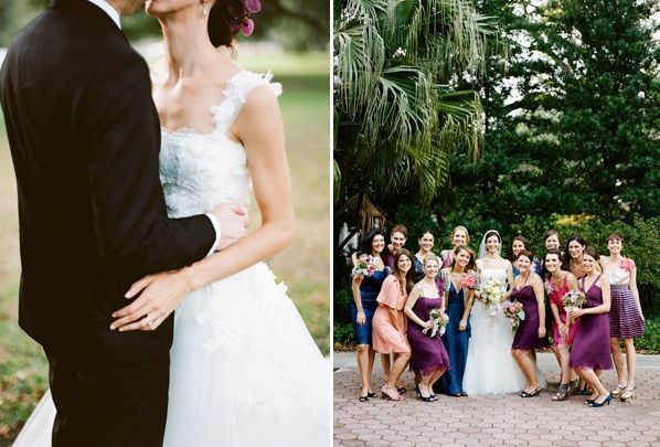 New Orleans French Quarter Wedding Once Wed