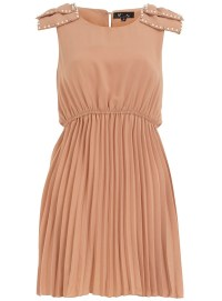 light-brown-bridesmaid-dress - Once Wed