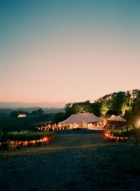white-tent-wedding-reception (1) - Once Wed