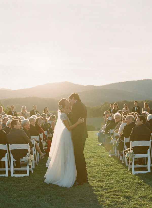 Pippin Hill Outdoor Wedding Once Wed
