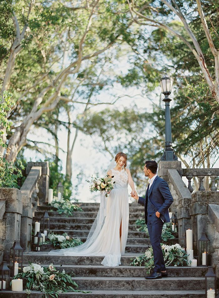 Old World Romance Wedding Inspiration  Once Wed